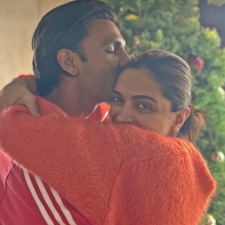 Ranveer Singh calls Deepika Padukone lovely & says she is spoiling him rotten by feeding yummy food; Watch