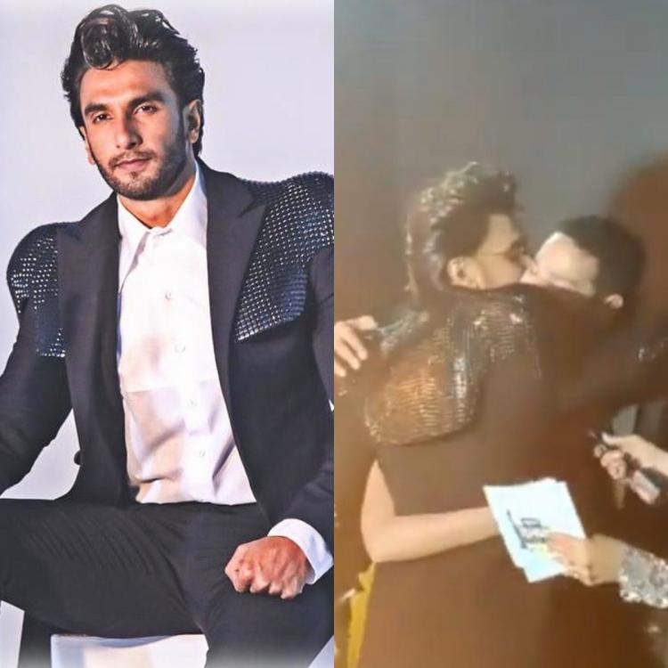 Ranveer Singh cannot control his excitement on Gully Boy winning big at the Filmfare Awards 2020: WATCH
