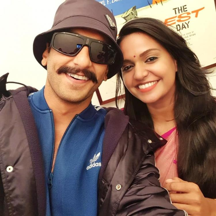Mollywood actress Swetha Vinod in Ranveer Singh's '83; Spills beans about her role and working with the actor
