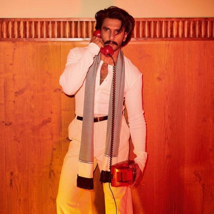 Ranveer Singh's latest post gets a witty and gut busting reply from Nagpur Police; Netizens hail the latter