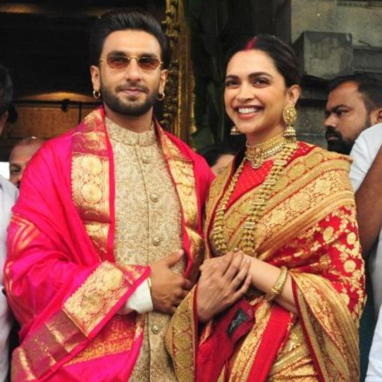 PHOTOS: Ranveer Singh, Deepika Padukone look picture ...