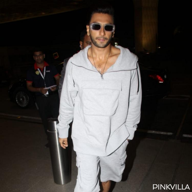 PHOTOS: Ranveer Singh pairs retro glasses with casuals proving that he can always keep it stylish