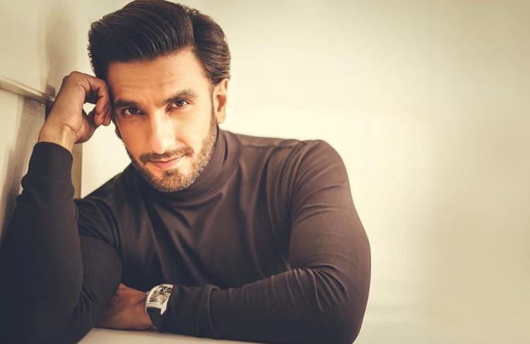 Ranveer Singh REVEALS his favourite web series & Tiger King and The Crown top the list