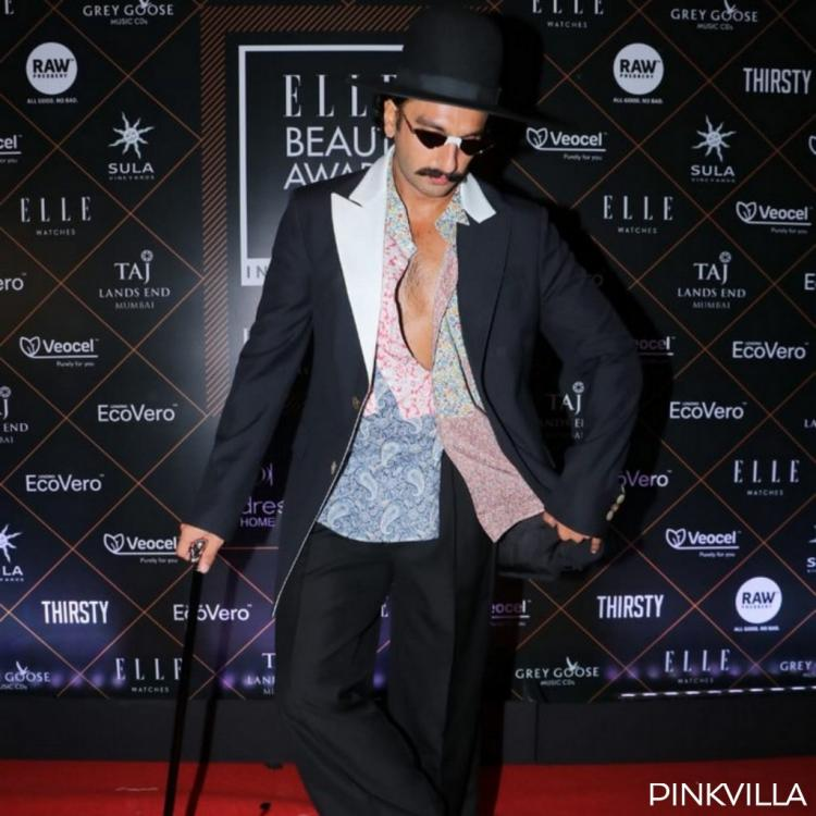 Photos: Ranveer Singh continues to grab all our attention with his flamboyant dressing