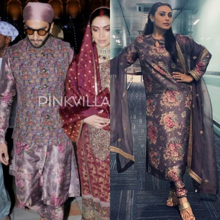 Rani Mukerji goes the Ranveer Singh way: Mardaani 2 star sports an ensemble similar to 83 actor