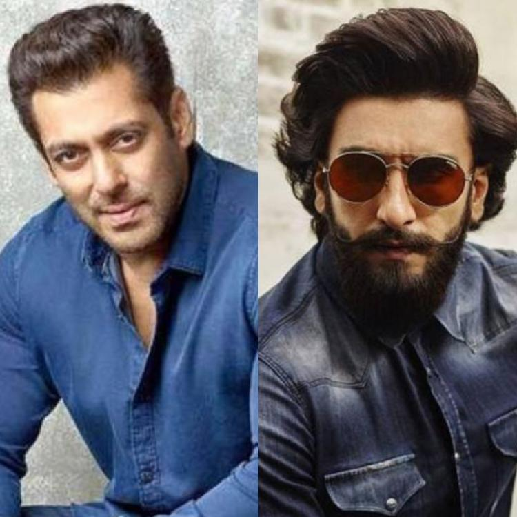 From Salman Khan to Ranveer Singh,10 Bollywood actors who changed their names before entering the tinsel town