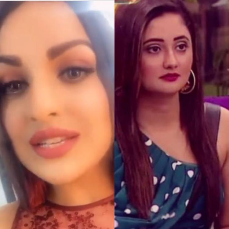 Bigg Boss 13: Himanshi Khurana wishes Rashami Desai on her birthday; Asks her to face things strongly in life