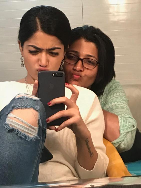 Mother's Day: Rashmika Mandanna, Mahesh Babu & other South celebs share cutest moments with their moms