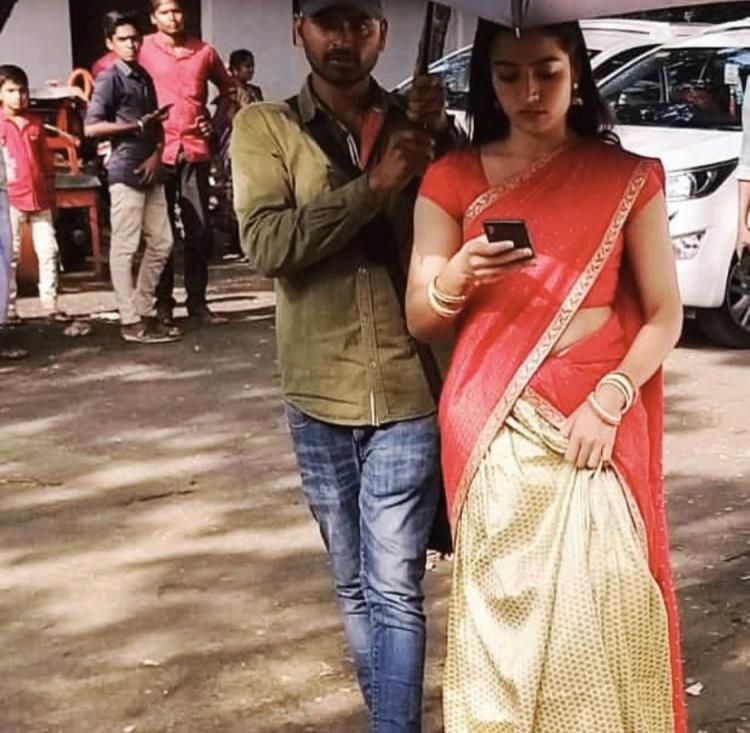 Sarileru Neekevvaru: Rashmika Mandanna's look LEAKED from the sets as she shoots with Mahesh Babu in Kerala