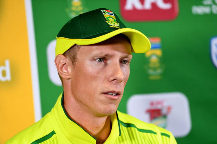 ICC World Cup 2019: South Africa's Rassie Van der Dussen feels that Ab de Villiers didn't plan comeback well