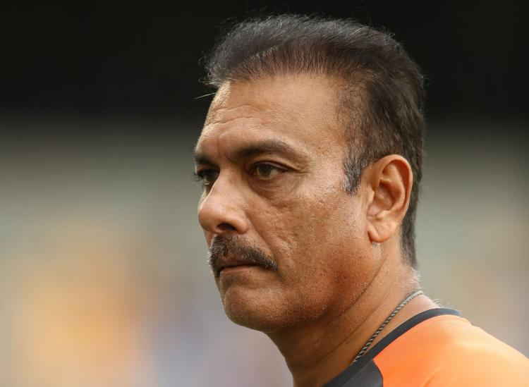Astronomical Salary of Team India's coaching staff headed by Ravi Shastri revealed by reports