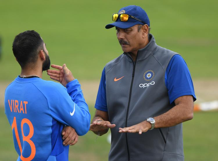 Ravi Shastri warns Rishabh Pant: Will be rapped on knuckles if he repeats mistakes
