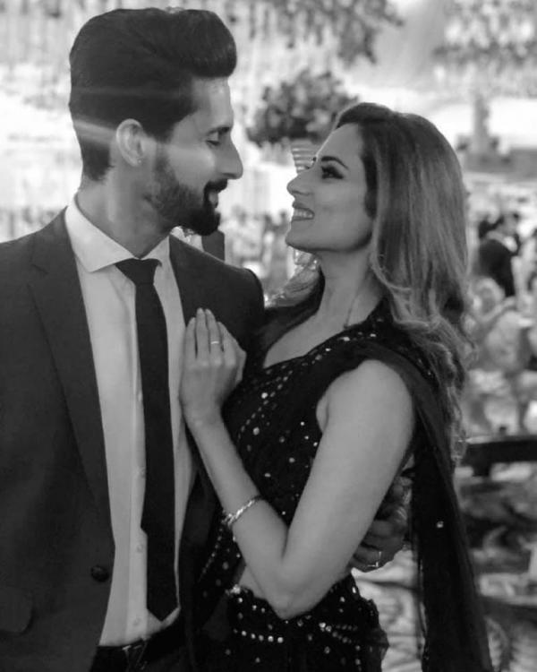 Sargun Mehta on husband Ravi Dubey's idea of romance: He feels very embarrassed about all mushy things