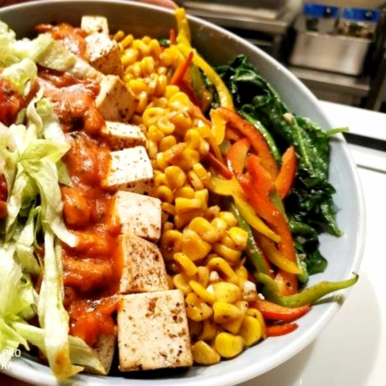 Recipe of the Day: Check out the recipe of healthy and delicious Vegan Burrito Bowl
