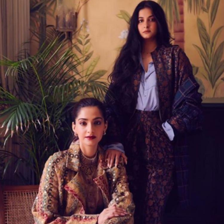 Sonam Kapoor is Rhea Kapoor's perfect muse while Anand Ahuja calls the two 'RULERS of the land'