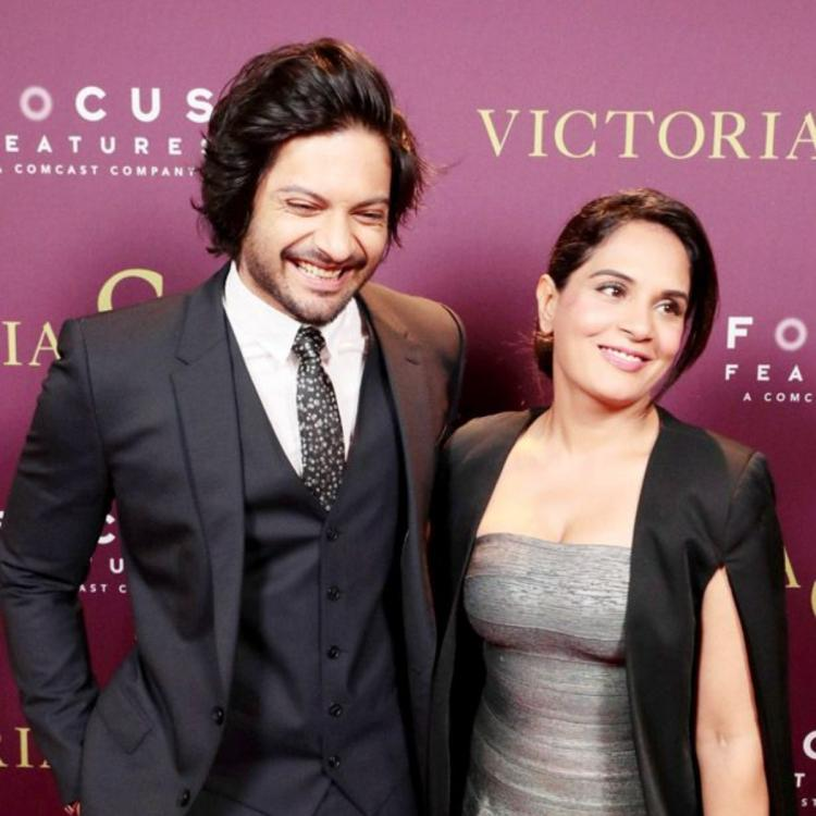 Richa Chadha dismisses rumours of her wedding with Ali Fazal; Says 'We will be the first one to announce it'