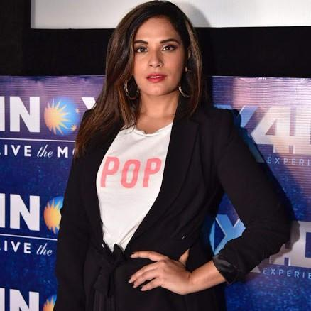 Richa Chadha feels content-driven cinema is currently getting highlighted in Bollywood; Here's why
