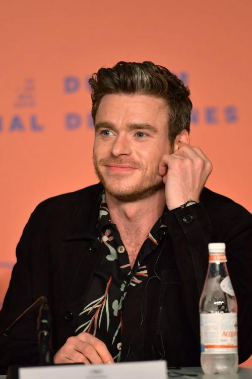 Richard Madden played Robb Stark for 3 seasons in Game of Thrones.