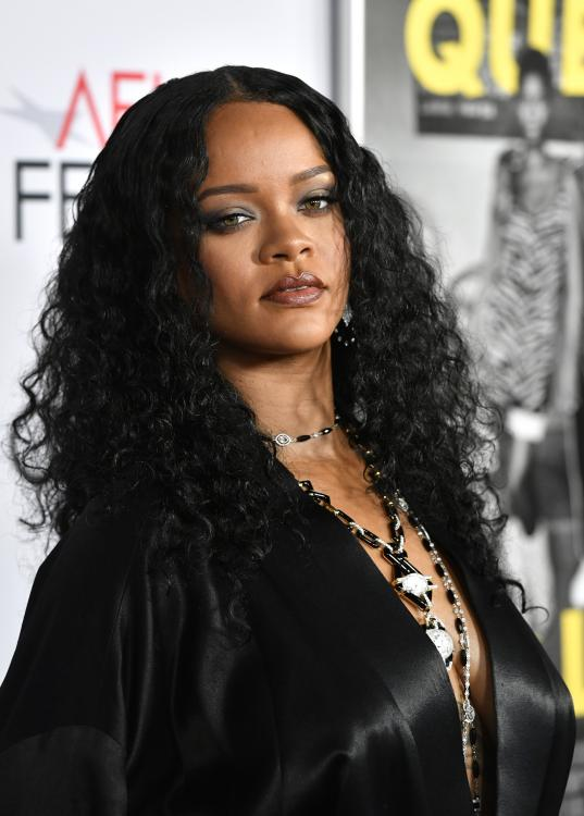 Rihanna and Hassan Jameel were first linked in June 2017.