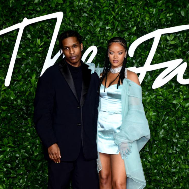 Rihanna attends a concert with ASAP Rocky amidst Hassan Jameel breakup; Drake marks attendance as well