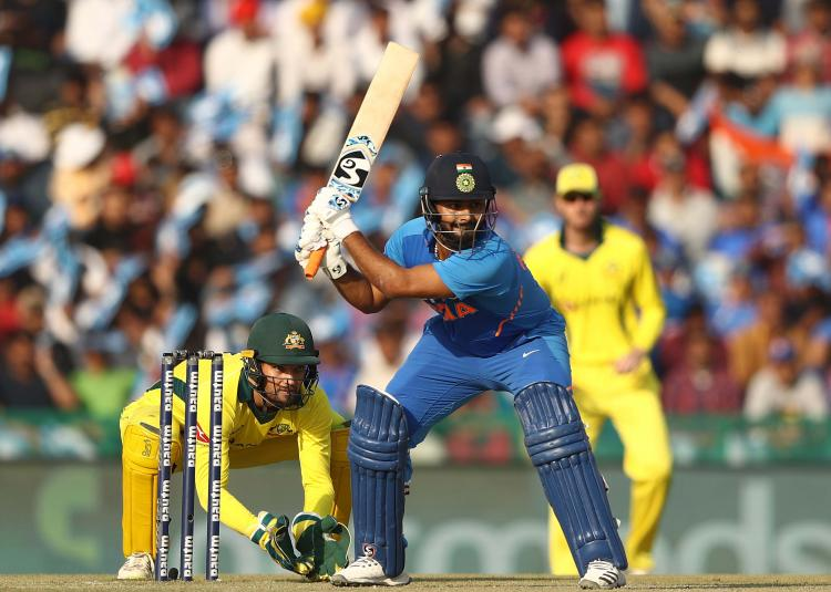Rishabh Pant to join India squad as Shikhar Dhawan's replacement