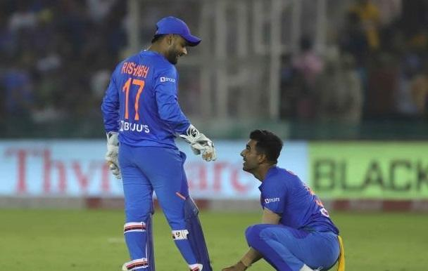 We are monitoring Rishabh Pant's workload and also grooming backups across all formats: MSK Prasad