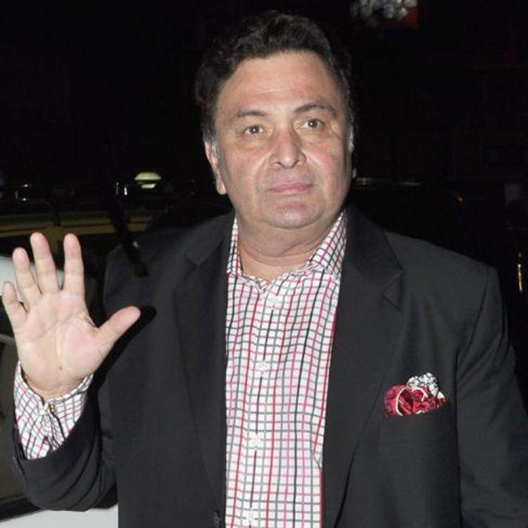 Rishi Kapoor suggests Government to open all liquor shops in the evening briefly as people 'need some release'