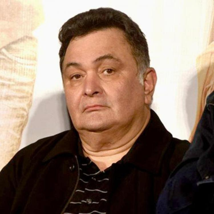 Rishi Kapoor is furious after netizens ask him if he's stocked up alcohol