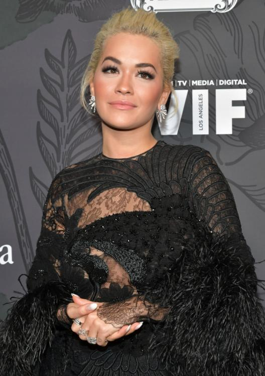 Rita Ora buys a 1.5 million pound mansion for her parents in Kosovo