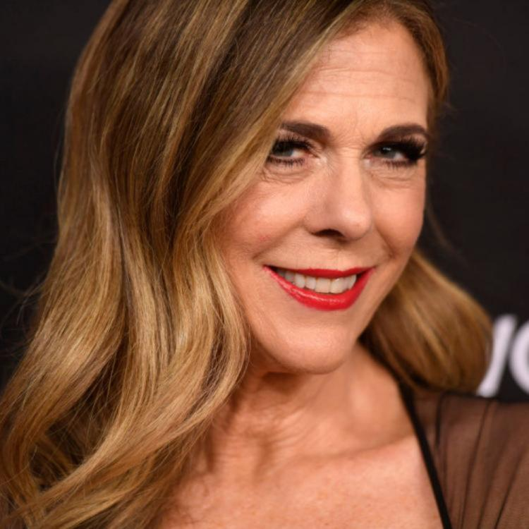 Rita Wilson reveals what's keeping her busy during quarantine; Talks about her new remix 'Naughty By Nature'