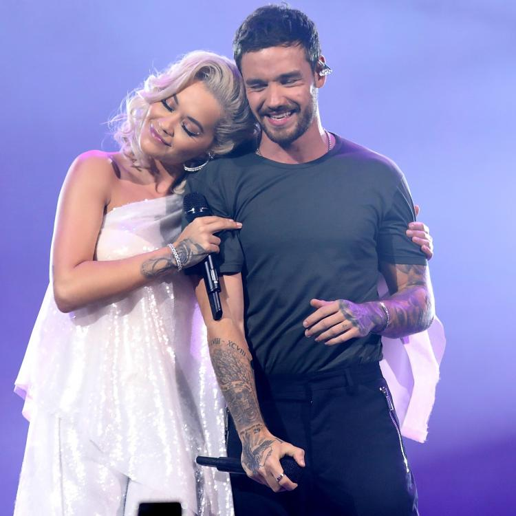 Rita Ora says One Direction's Liam Payne is just a 'good friend'
