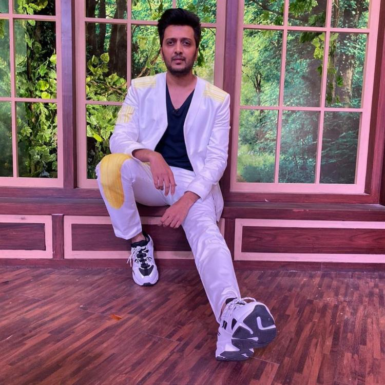 Marjaavaan's Riteish Deshmukh: My job is to act in films, I leave politics to my brothers