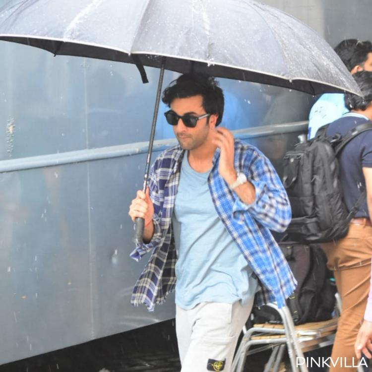 PHOTOS: Ranbir Kapoor's casual look for the rainy weekend is uber cool