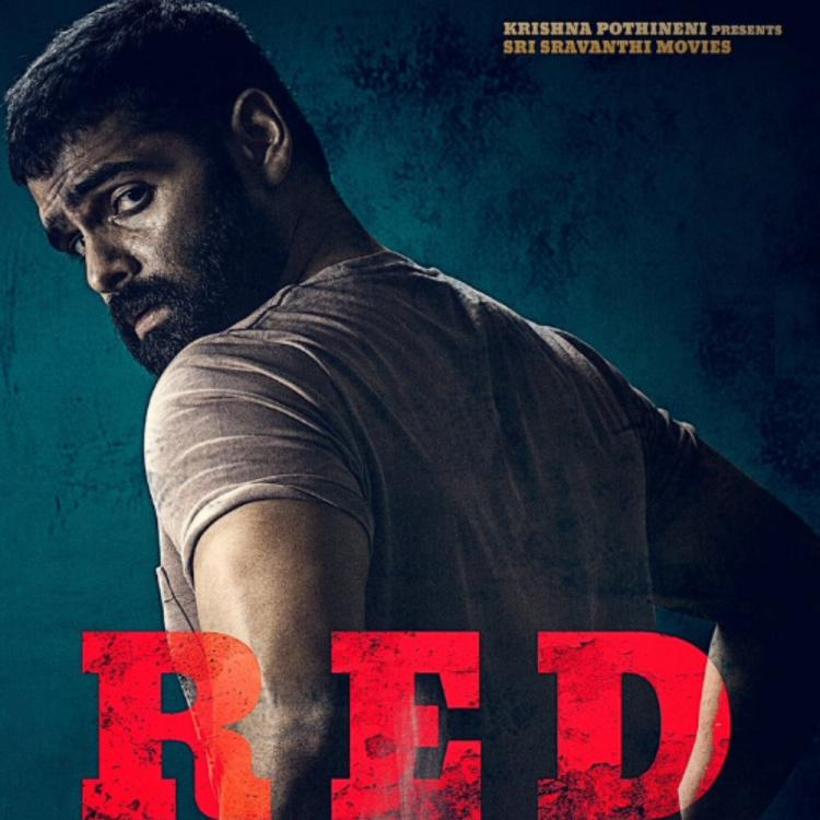 Ram Pothineni shares the FIRST LOOK of his upcoming movie Red & we are curious