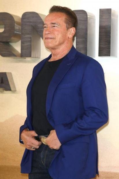 Arnold Schwarzenegger is going to be seen next in The Legend of Conan