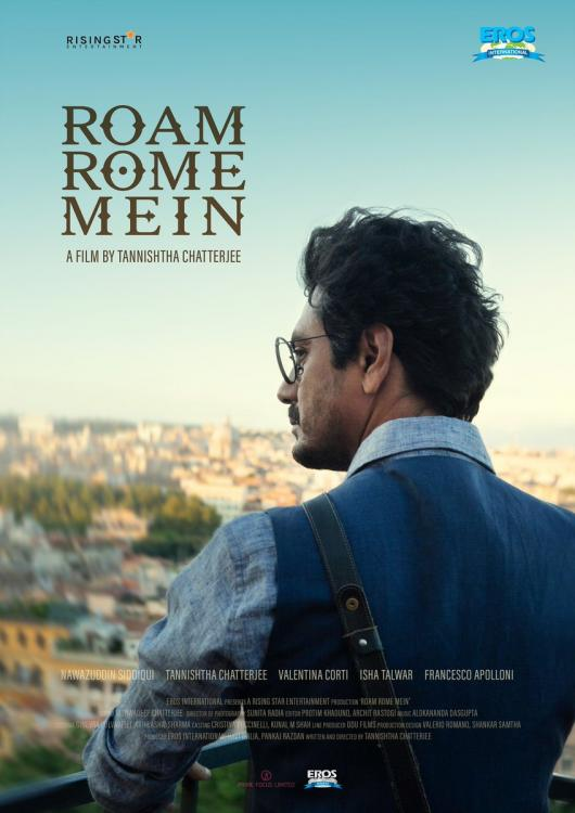 After Ekta Kapoor's Dolly Kitty Aur Woh Chamakte Sitare, Nawazuddin Siddiqui's Roam Rome Mei premieres at BFF