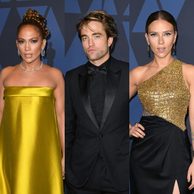 Robert Pattinson, Jennifer Lopez and Scarlett Johansson are all hopeful nominees for Oscars 2020.