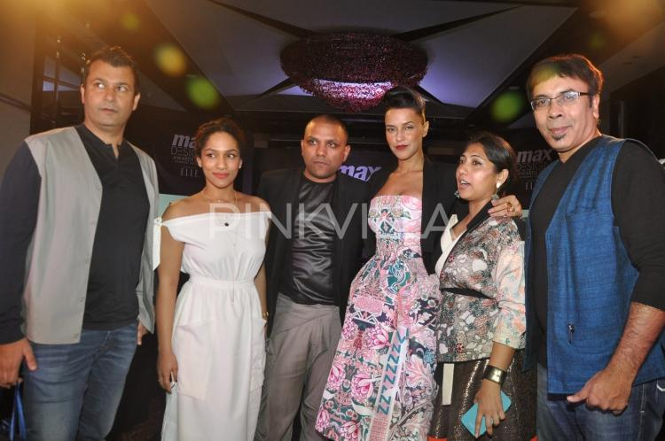 Photos,neha dhupia,Elle India Max Design Awards