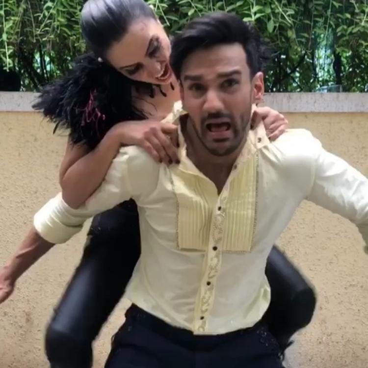 Nach Baliye 9: Anita Hassanandani & hubby Rohit Reddy are all set to spook the audience in their next act