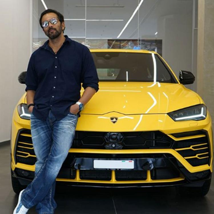 Rohit Shetty gets himself an expensive ride; Buys a brand new Lamborghini Urus