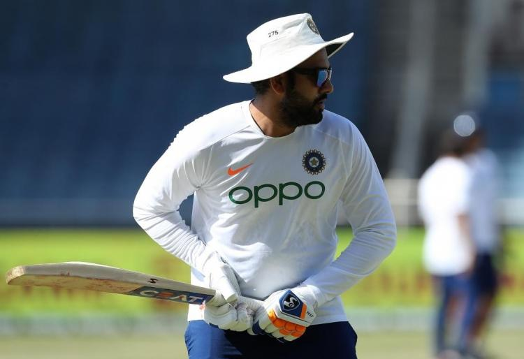 Rohit Sharma can open in Tests matches at home: Adam Gilchrist