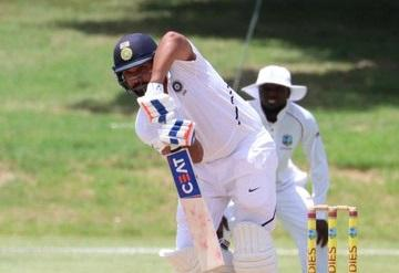 Rohit Sharma squanders chance to score against South Africa, dismissed for duck