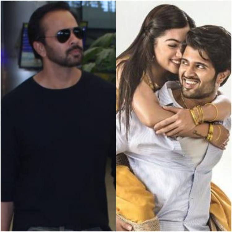 Geetha Govindam: Has Rohit Shetty acquired the rights of Vijay Deverakonda and Rashmika Mandanna starrer?
