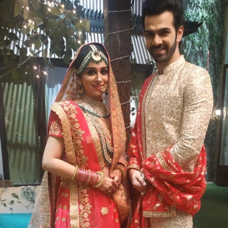 Kahaan Hum Kahaan Tum SPOILERS: Sonakshi to get shot by the obsessive Mahesh; To slip in a coma?