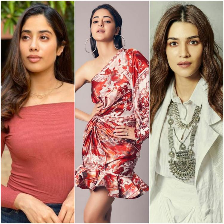 Fashion Update: Janhvi Kapoor, Ananya Panday, Kriti Sanon; Best & Worst Dressed of the day gone by