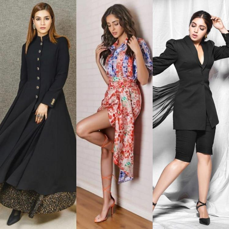 Fashion Update: Ananya Panday, Kriti Sanon, Bhumi Pednekar; Best & Worst dressed celebs of the day gone by