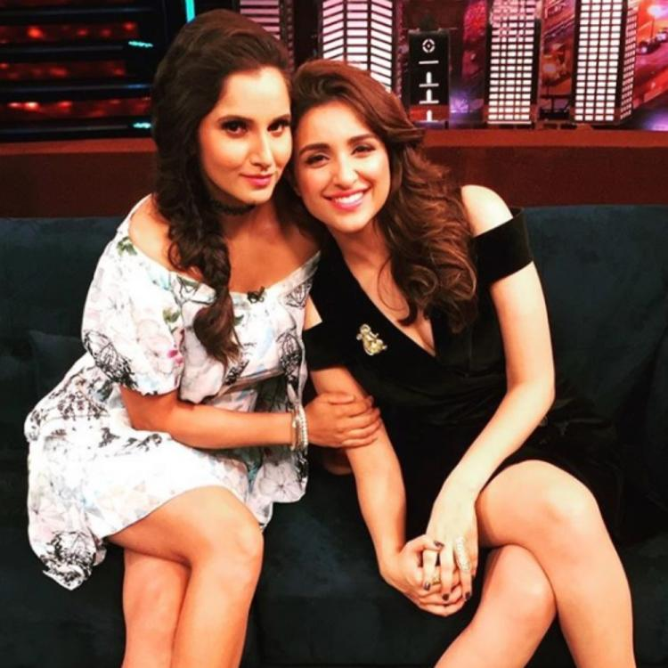 Parineeti Chopra has the sweetest birthday wish for Sania Mirza; says 'You're real in a sea of fake'