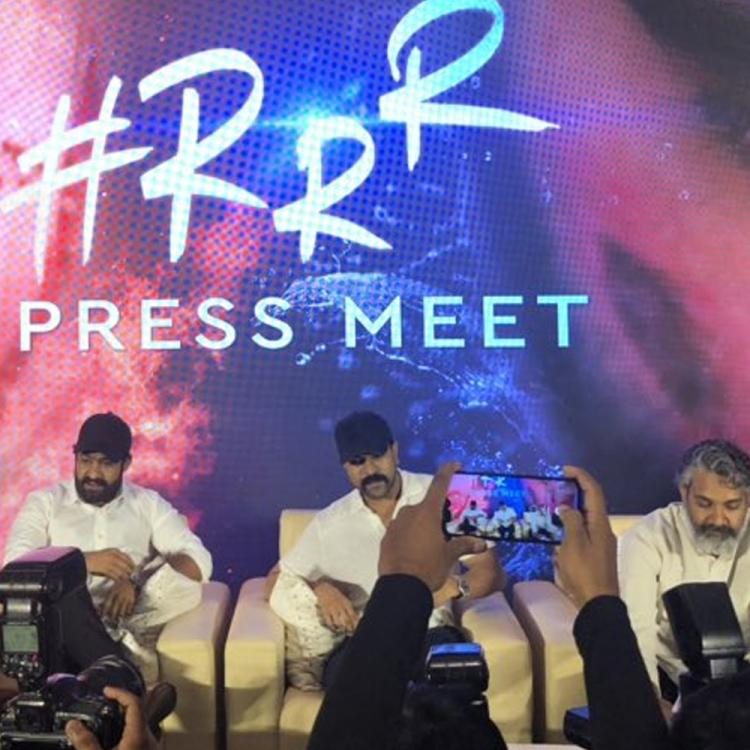 RRR: Starcast, Storyline, Release Date & Budget; Here's everything you want to know about SS Rajamouli's next