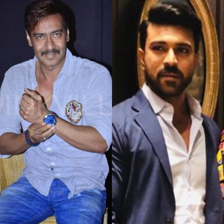 RRR: Ajay Devgn to play Ram Charan's father in SS Rajamouli's magnum opus?
