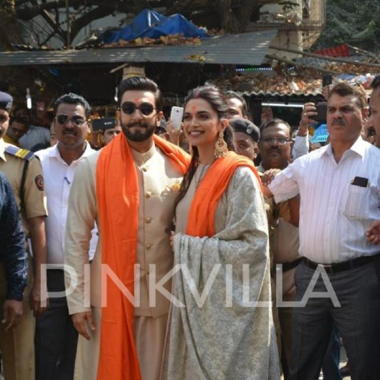 Ranveer Singh & Deepika Padukone's photoshopped pics show them campaigning for BJP? Here's the truth